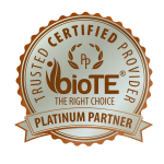 Colorado's ONLY BioTE Platinum Partner